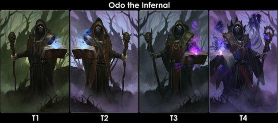 Odo The Infernalevo