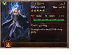 Eira storm t4