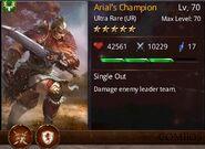 Ariels Champion Tier 3