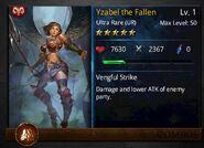 Yzabel the Fallen T1