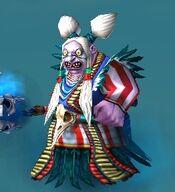 Tribal in 3D