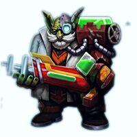 Goblin Scout Eccentric Enginee 3