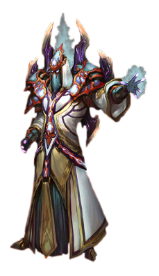 Arcane warrior image