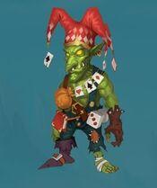 Gambler default skin