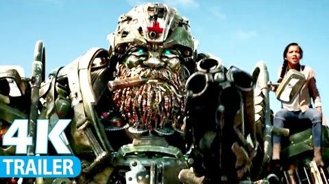 Transformers The Last Knight 2017 Official Trailer 2 4K