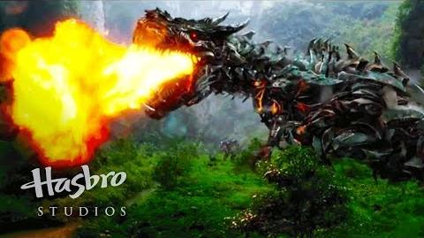 Transformers Age of Extinction Exclusive Trailer 2 (2014)