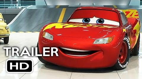 Cars 3 Official Trailer 5 (2017) Disney Pixar Animated Movie HD