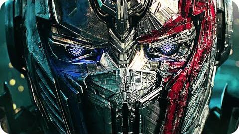 Transformers 5 Forgive me TV Spot