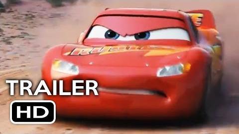 Cars 3 Teaser Trailer 4 (2017) Disney Pixar Animated Movie HD
