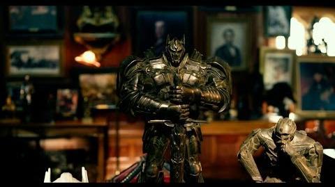 Transformers The Last Knight - Secret Past TV Spot - Paramount Pictures