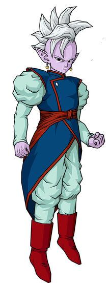 Supreme Kai-dbz