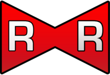 Red Ribbon Army Symbol