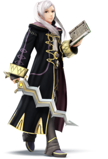 Robin Fire Emblem female