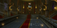 Drakonem's Throne Room