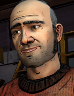 Walter Cooking Face