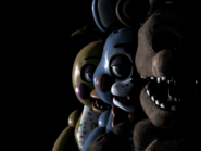 FNAF 2 Menu Old Freddy