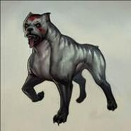 Dog 2 Concept Art