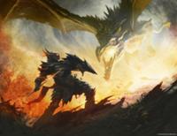 File:Alduin vs Dragonborn.jpg