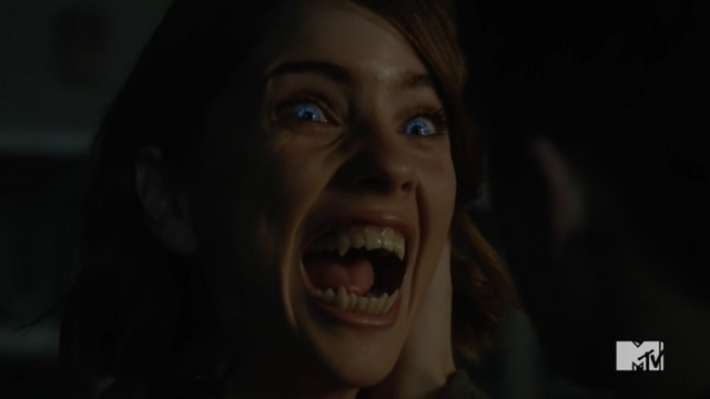 File:Teen Wolf Season 5 Episode 14 The Sword and the Spirit Malia injected with wolfsbane.png