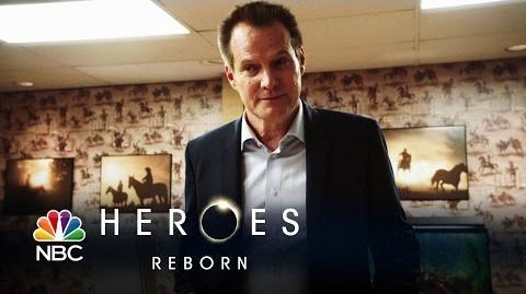 Heroes Reborn - Profile HRG (Preview)