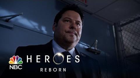 Heroes Reborn - Old Friend, New Enemy (Episode Highlight)