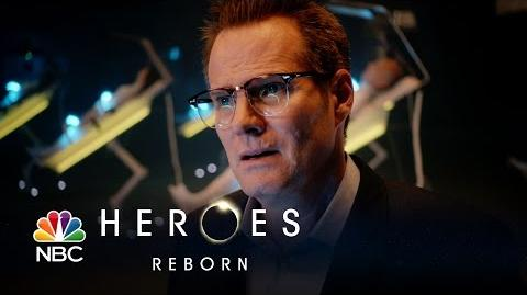 Heroes Reborn - In the Belly of the Beast (Episode Highlight)