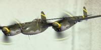 P38D Lightning
