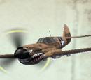 P-40C Warhawk