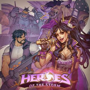 Heroes of the Storm soundtrack