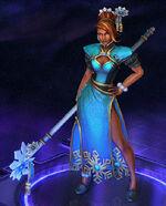 Jaina - Lunar - Light Blue