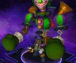 Gazlowe - Big Top - Clown