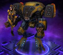 Hazard Goliath D.Va