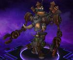 Gazlowe - Chief Engineer - Obsidian