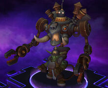 Gazlowe - Chief Engineer - Obsidian