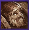 Sepia Uther Portrait