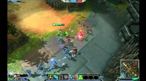 Blizzard DotA - Regen Globe