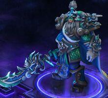 Arthas - MK - Blue
