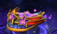 Star Chariot - Purple