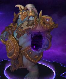Gall - Warlord - Mage