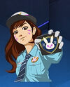Officer D.Va Spray