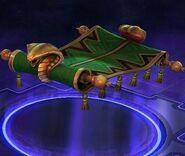 Magic Carpet - Green