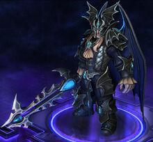 Arthas - CC - Blue