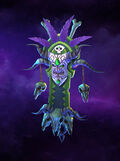 Toxic Witch Doctor Warbanner