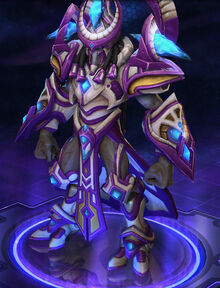 Artanis - Master - Purple