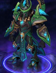 Artanis - Master - Green