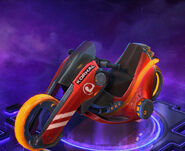 Dominion Ghost Speeder