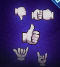 Hand Symbol Pack 1