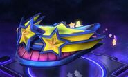 Star Chariot - Yellow