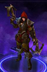 Valla - Demon Hunter