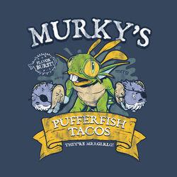 Pufferfish Tacos